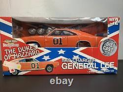American Muscle 1969 Charger General Lee Body Shop Model 118 NIB