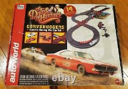 Auto World Dukes Of Hazzard Curvehuggers Electric Racing Slot Car Set