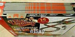 Auto World Dukes Of Hazzard Curvehuggers Slot Car Set, Rare, Read More