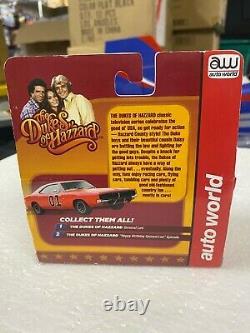 Auto World General Lee Dukes of Hazzard HO Slot car 164 Shipped from the USA