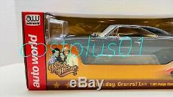 Auto World The Dukes Of Hazzard 1969 Dodge Charger General Lee 118 Black