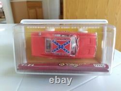 Auto World WL DUKES OF HAZZARD General Lee Charger HO slot car for Aurora AFX