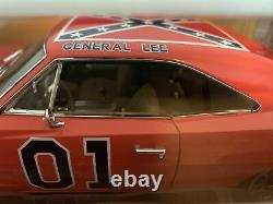 AutoWorld 1969 General Lee Dodge Charger 118 Scale. NIB. Free Shipping