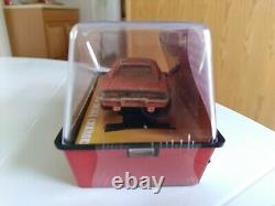 AutoWorld DIRTY DUKES OF HAZZARD General Lee Charger HO slot car NEW Aurora AFX