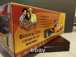Autoworld Silverscreen Dukes Of Hazzard General Lee 1969 Chargerw Cb Antenna