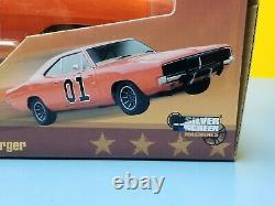 Autoworld Silverscreen The Dukes Of Hazzard General Lee 1969 Dodge Charger Lee