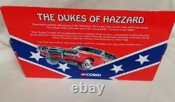 CORGI New Corgi CC05301 The Dukes Of Hazzard Dodge Charger & Figures 136