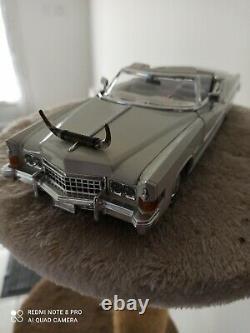 Cadillac eldorado 1/18 Boss Hogg The Dukes Of Hazzard