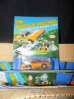 Case Of Ideal General Lee Dukes Of Hazzard Ho Slot Cars 1981 New Old Stock Rare