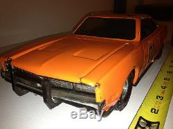 DUKES OF HAZZARD GENERAL LEE 13 1969 DODGE CHARGER CAR ERTL 1981 VINTAGE