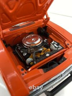 Danbury Mint 1/24 Scale Charger Dukes Of Hazzard Very Rare And Detailed