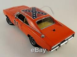 Danbury Mint 1969 Dodge Charger R/T General Lee 01 with Paperwork 124 NEW