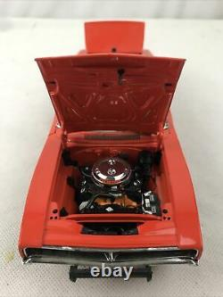 Danbury Mint General Lee The Dukes Of Hazzard 1969 Charger. Rare