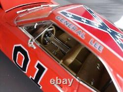 Dodge Charger 1969 General Lee Dukes Of Hazzard 118 AutoWorld AMM964