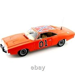 Dodge Charger General Lee 1969 The Dukes of Hazzard 1/18 AMM964 AUTOWORLD