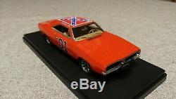 Dodge Charger General Lee 1969 orange (Autoworld) 1/43