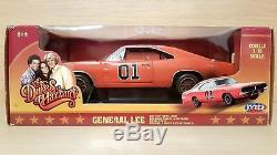 Dodge Charger General Lee The Dukes of Hazzard Dirty Version 1/18 Ertl Joyride