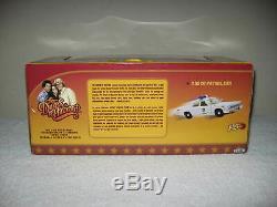 Dodge Monaco Rosco Patrol Car Dukes Of Hazzard Johnny Lightning 118 Rare Item