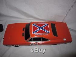 Dukes Of Hazzard 1/10 Scale General Lee 1969 Dodge Charger Radio Controlled Car