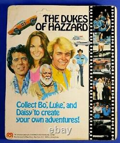 Dukes Of Hazzard Bo And Luke 8 Mego Figures Unopened 1981