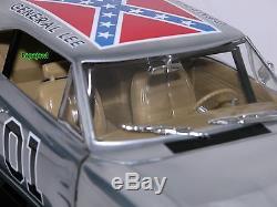 Dukes Of Hazzard CHASE GENERAL LEE 1969 Dodge Charger 69 Mopar RC2 Joy Ride 118