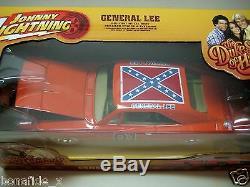 Dukes Of Hazzard General Lee 1969 Dodge Charger 125 Wl White Lightning G