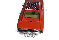 Dukes Of Hazzard General Lee Danbury Mint 124 Scale Diecast Dodge Charger