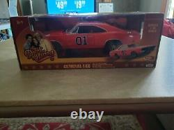 Dukes Of Hazzard General Lee Johnny Lightning 1/18 Scale 1969 Dodge Charger MIB