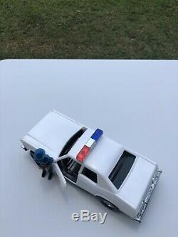 Dukes Of Hazzard Holy Grail Mego Roscoe Police Patrol Car 2nd Version Rare 80s