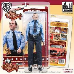 Dukes Of Hazzard Series 1 & 2 9 Figure Set Of 12 Inch Figures Mosc New