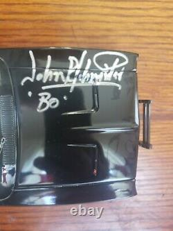 Dukes of Hazard Black General Lee Autographed EXTREMELY RARE