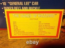 Dukes of Hazard playset with the General Lee Car by HG toys