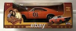 Dukes of Hazzard 1969 Dodge Charger General Lee Flag Joyride RC2 118 Scale