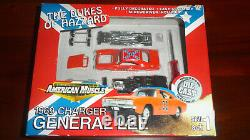Dukes of Hazzard 1969 Dodge Charger General Lee by ertl rare kit 164