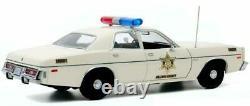 Dukes of Hazzard 1975 Dodge Coronet Sheriff 118 Scale Greenlight 19092