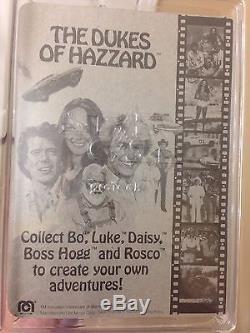 Dukes of Hazzard 1981 Action Figure Lot (Luke, Bo, Boss Hogg)