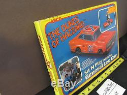 Dukes of Hazzard 1981 SIT N' PLAY General Lee, Inflatable, RARE! FREE shipping