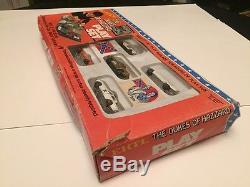 Dukes of Hazzard 5 Vehicle Playset -1981 ERTL Stock# 1816