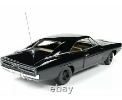 Dukes of Hazzard AutoWorld 1969 Charger Happy Birthday General Lee 1/18 HTF