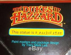 Dukes of Hazzard Daisy Bo Luke Duke MAQUETTE 2 Sealed Electric Tike Warner Bros