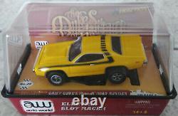 Dukes of Hazzard Daisy Plymouth Road Runner autoworld XtracTion SlotCar FREEship
