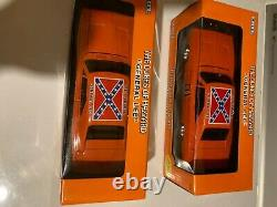 Dukes of Hazzard Die Cast 1/25 You are not seeing Double, two cars one money
