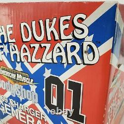 Dukes of Hazzard ERTL American Muscle General Lee 1969 Dodge Charger 118 Kit