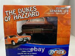 Dukes of Hazzard General Lee 118 Dodge Charger R/T Dirty Edition Ertl Rc2