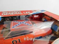 Dukes of Hazzard General Lee 1969 Dodge Charger 1/8 Scale Diecast car Ertl 2001