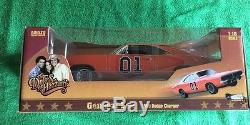Dukes of Hazzard General Lee 1969 Dodge Charger Signed autograph Ben Jones
