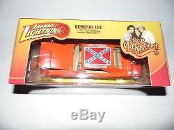 Dukes of Hazzard General Lee Johnny Lightning 125