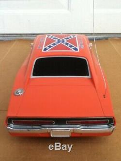 Dukes of Hazzard General Lee Radio Remote Control RC 1/10 Scale Car TESTED