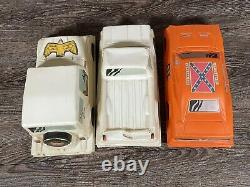 Dukes of Hazzard Happy Meal Containers! Rare Lot of 3 Daisy, G. Lee, Uncle Jessie