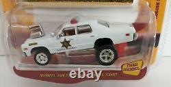 Dukes of Hazzard Johnny Lightening Roscoes patrol car NEW COLLECTORS series 6